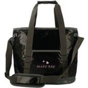 BLACK COOLER TOTE - Mary Kay